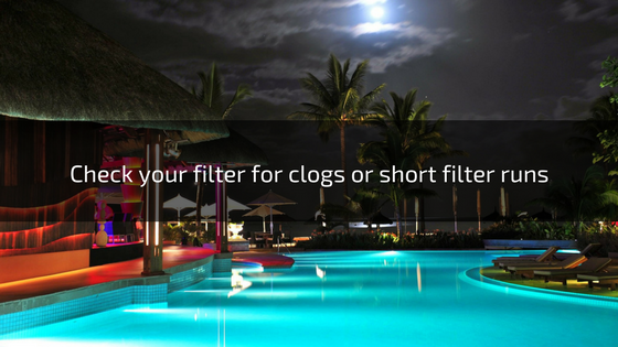 clogged pool filter troubleshooting pools guide 25 most common pool water problems ultimate how to step by step