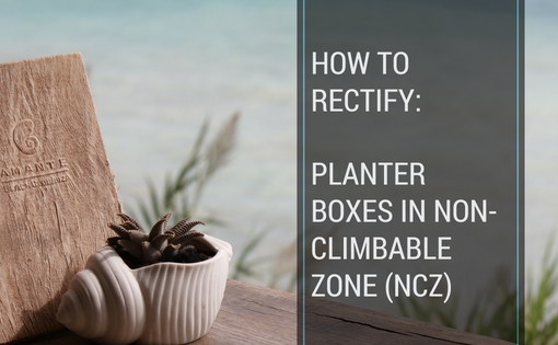 how to rectify planter boxes in non-climbable zone (ncz) pool safety solutions pool inspection pool compliance