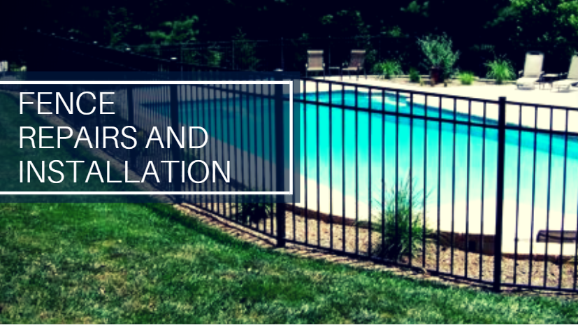 fence repairs and installation